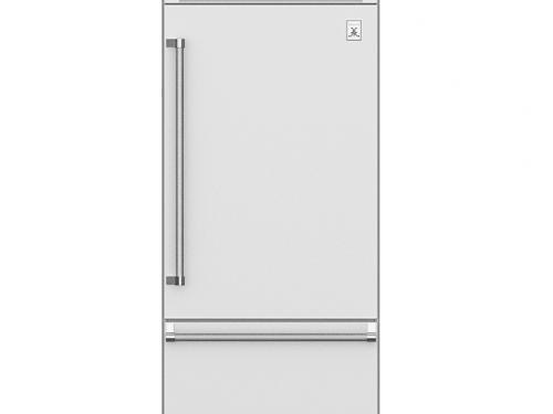 "Hestan KRPR36 36"" Refrigerator With Bottom-Mount Freezer"