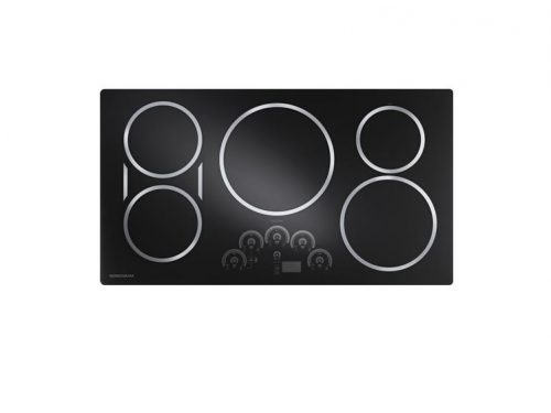"Monogram ZHU36RDJBB 36"" Induction Cooktop"