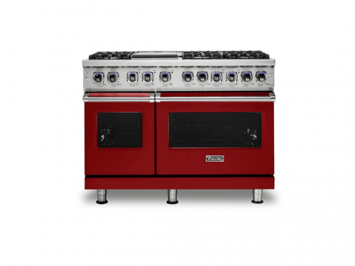 "Viking VGR7482 48"" Sealed Burner Gas Range"