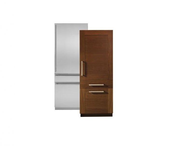 "Monogram ZIC30GNHII 30"" Integrated Refrigerator"