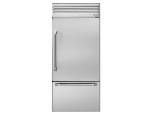 "Monogram ZICP360NHRH 36"" Bottom-Freezer Refrigerator"