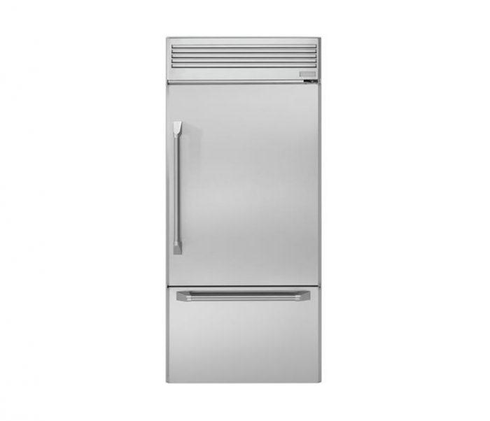 "Monogram ZICP360NHRH 36"" Bottom-Freezer Refrigerator"