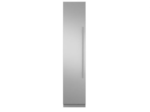 "Monogram ZIF180NPKII 18"" Integrated Column Freezer"