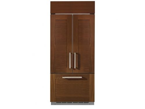 "Monogram ZIP360NH 36"" Built-In French-Door Refrigerator"