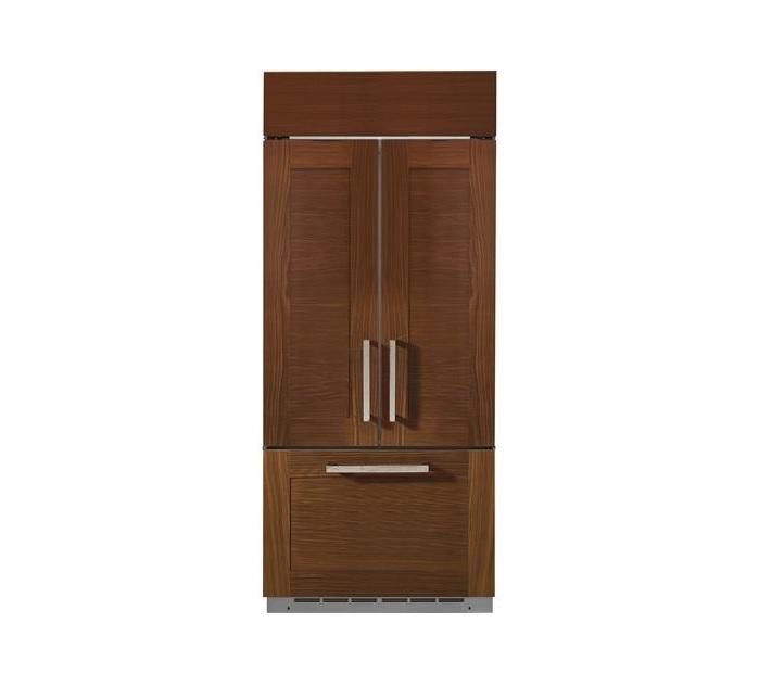 """Monogram ZIP360NH 36"""" Built-In French-Door Refrigerator"""