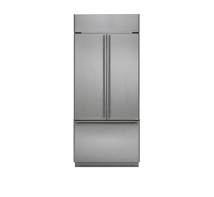 "Monogram ZIPS360NHSS 36"" French-Door Refrigerator"
