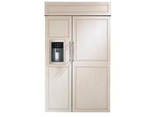 "Monogram ZISB480DK 48"" Built-In Side-By-Side Refrigerator"