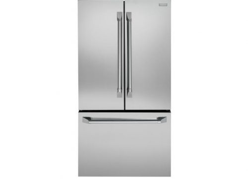 Monogram ZWE23PSHSS Counter-Depth French-Door Refrigerator