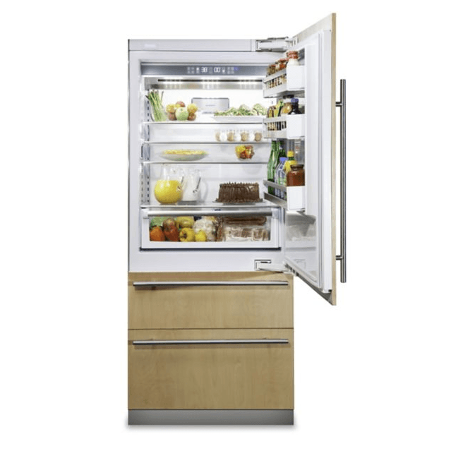"Viking FBI7360WR 36"" Fully Integrated Refrigerator"