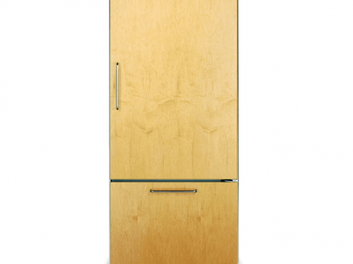 "iking FDBB5363ER 36"" Bottom-Freezer Refrigerator"