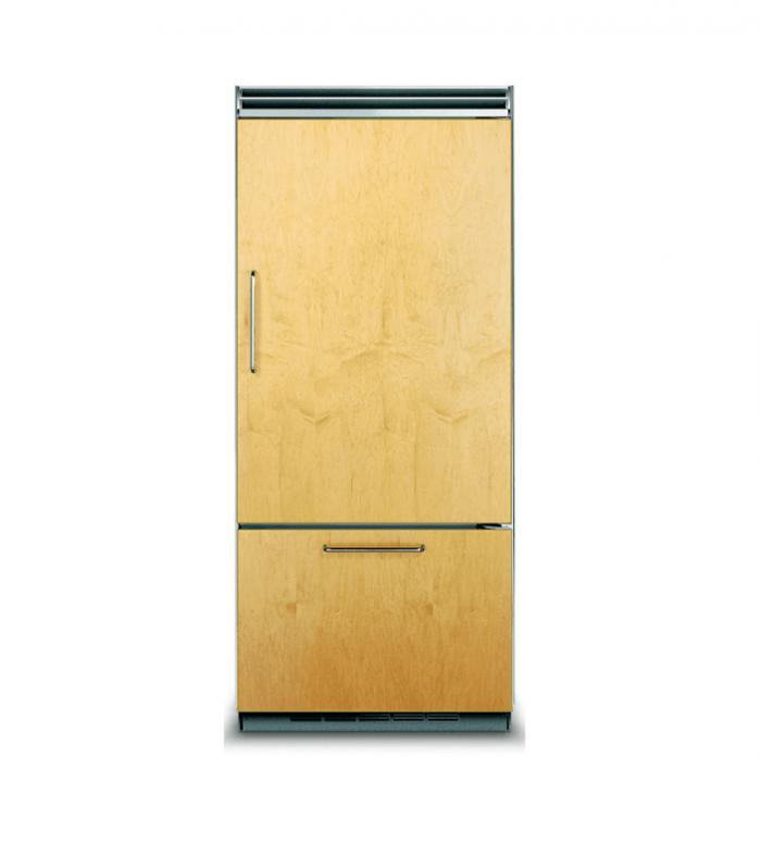 "iking FDBB5363ER 36"" Bottom-Freezer Refrigerator"