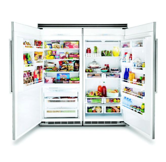 "Viking FDRB5303R 30"" Custom Panel All Refrigerator"