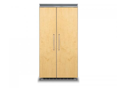 "Viking FDSB5423 42"" Side-by-Side Refrigerator/Freezer"