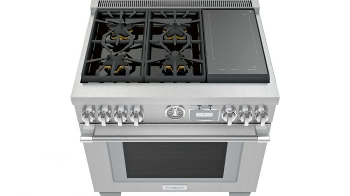 Thermador PRD364WIGC 36-inch Induction Range
