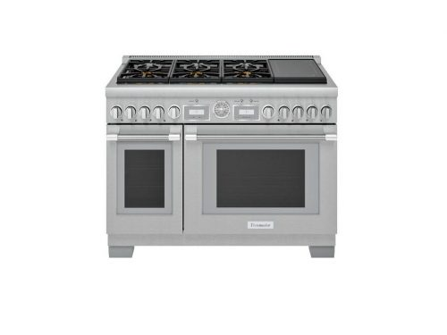 "Thermador PRD486WIGC Pro-Grand 48"" Range Induction"