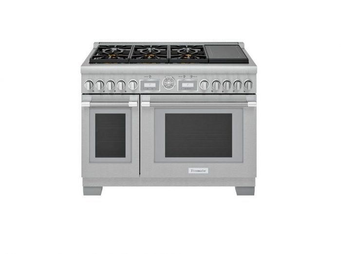 """Thermador PRD486WIGC Pro-Grand 48"""" Range Induction"""