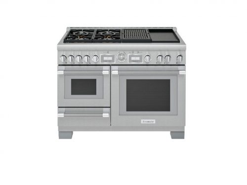 "Thermador PRD48WCSGC Pro-Grand Steam 48"" Range"