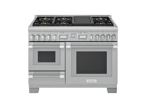 Thermador PRD48WLSGC 48 Inch Dual-fuel Pro Range