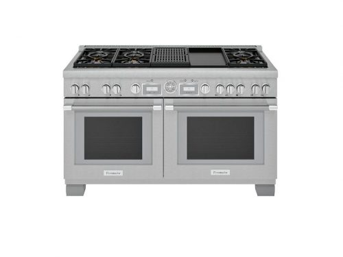 Thermador PRD606WCG 60 inch Pro Grand Dual Fuel Range