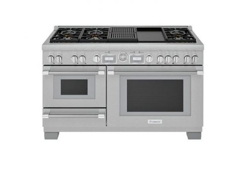 "Thermador PRD606WCSG 60"" Pro Grand Dual Fuel Range"