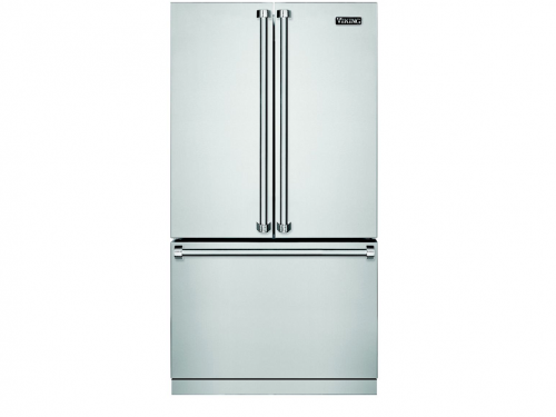 "Viking RVRF3361SS 36"" French-Door Refrigerator"