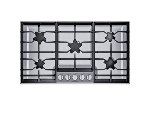 Thermador SGSXP365TS 36 Inch Masterpiece Gas Cooktop