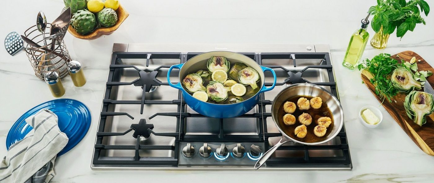 Thermador Gas Cooktop