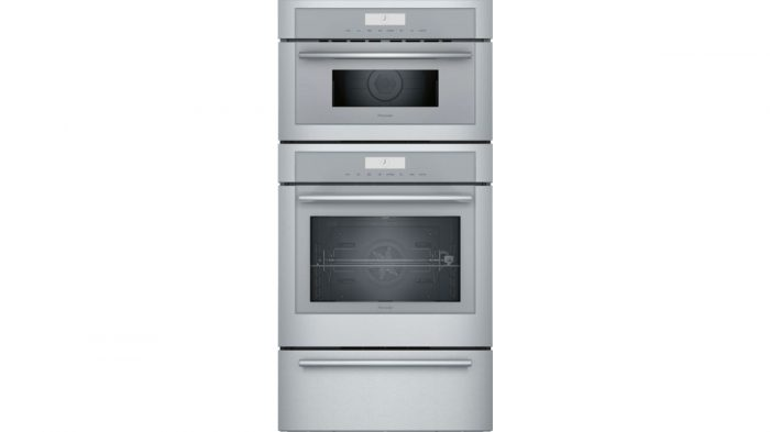 "Thermador MEDMCW31WS 30"" Triple Combination Speed Oven"