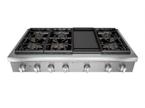 "Thermador PCG486WD 48"" Professional Series Rangetop"