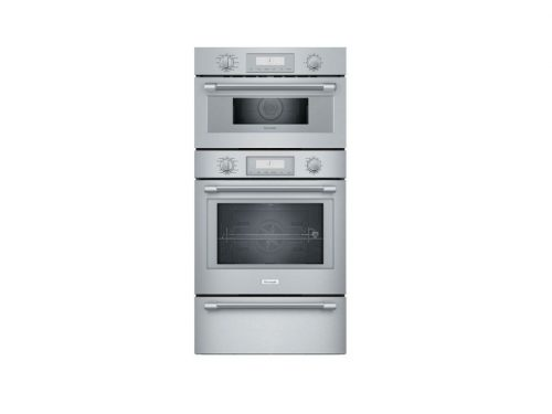 "Thermador PODMCW31W 30"" Professional Series Triple Speed Oven"