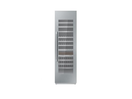 "Thermador T24IW900SP 24"" Built in Wine Preservation Column"