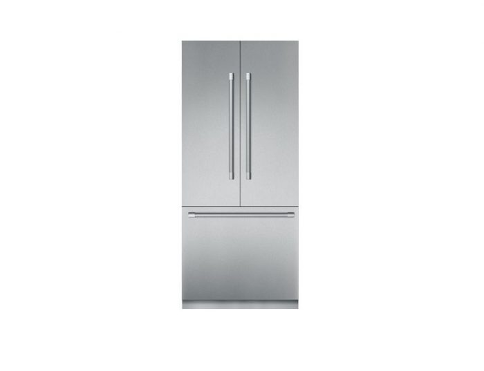 "Thermador T36BT920NS 36"" Built In French Door bottom Freezer"