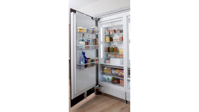 "Thermador T36IF900SP 36"" Freezer Column Interior"