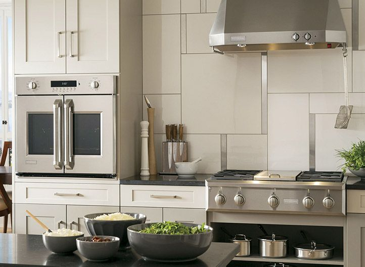Monogram Appliances - Wall ovens, Ranges