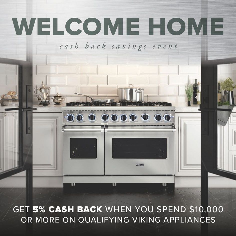 Viking Range Savings Promotion