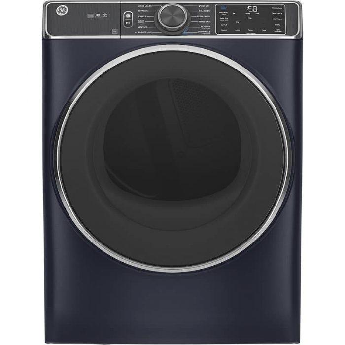 GE Appliances GFD85ESMNRS 7.8 Cu. Ft. Capacity Dryer