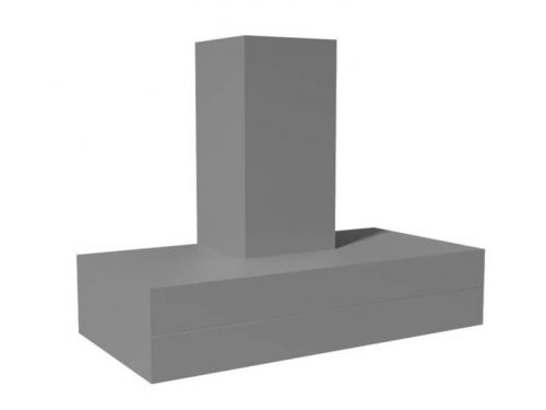 Vent-A-Hood CWEH9 Range Hood Contemporary Wall Mounted