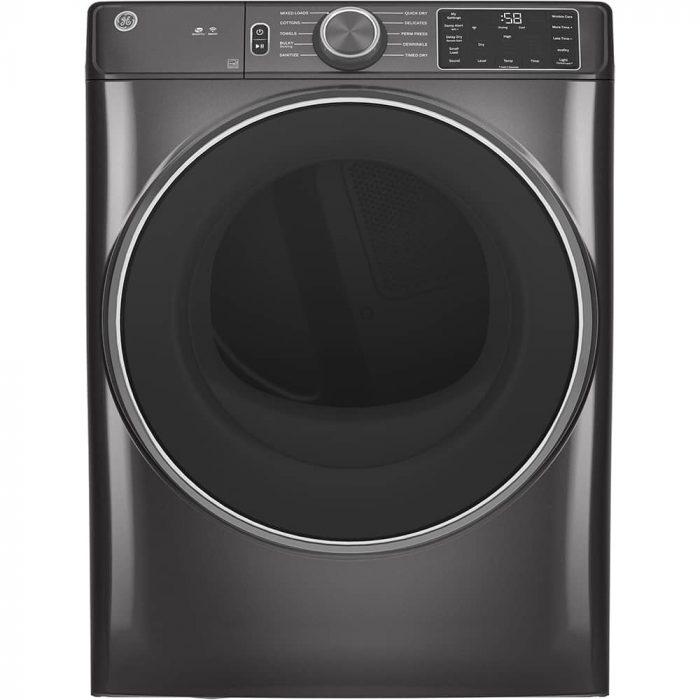 GE Appliances GFD55ESMNDG 7.8 Cu. Ft. Capacity Dryer Diamond Grey