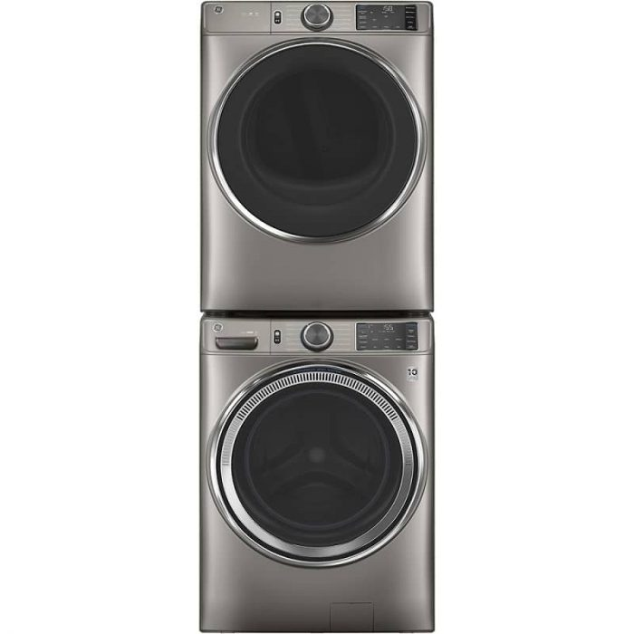 GE Canada GFW650SPNSN Washer with Built-In Wifi Satin Nickel