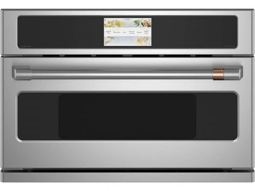 Cafe CSB923P2NS1 30 Inch Smart Five in One Wall Oven STAINLESS STEEL FRONT