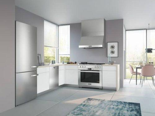 Miele 5-Piece Kitchen Appliances Chef's Package Deal