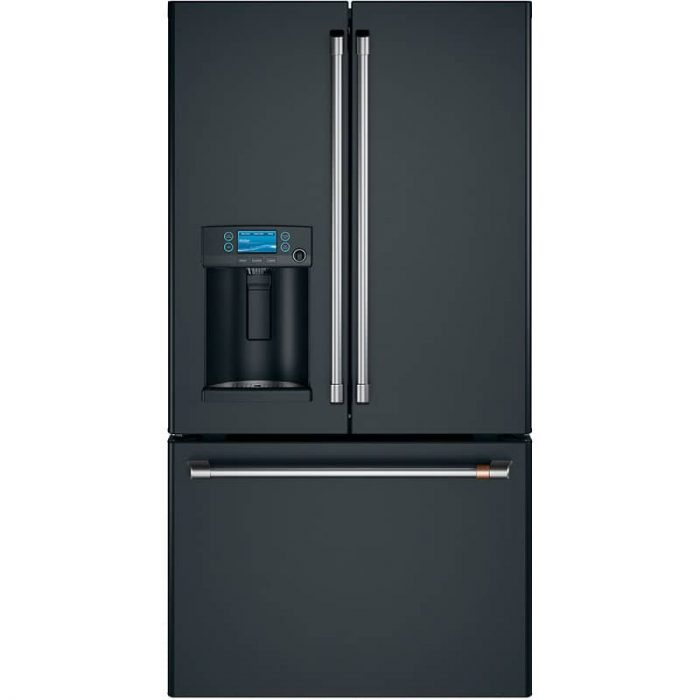 Cafe CYE22TP3MD1 Smart Counter-Depth French-Door Refrigerator Front