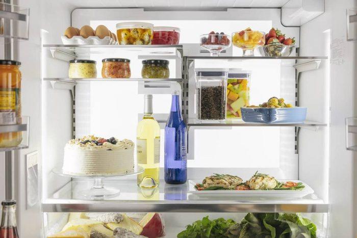 Thermador Canada 36 Inch French Door Freestanding Refrigerator