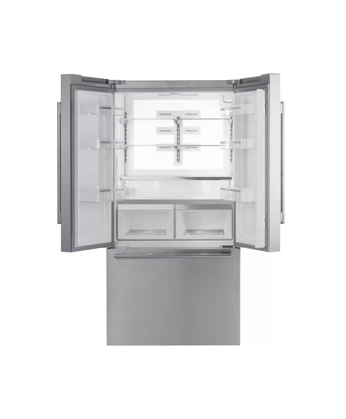 Thermador T36FT810NS 36 inch French Door Refrigerator Open