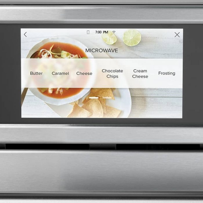 Cafe CSB923P2NS1 30 Inch Wall Oven STAINLESS STEEL Controls