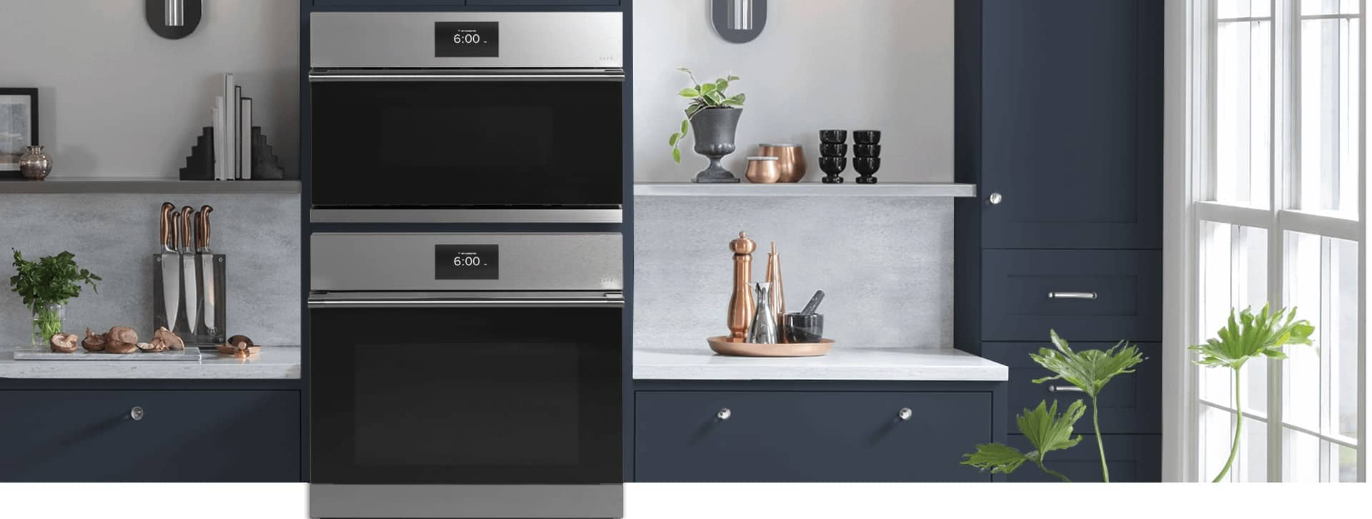 Cafe Appliances wall-oven