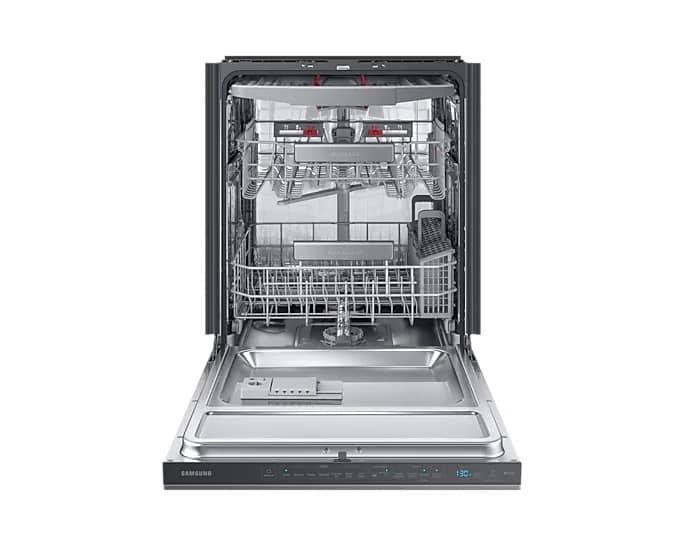 Samsung DW80R9950UG Dishwasher In Black Stainless Steel