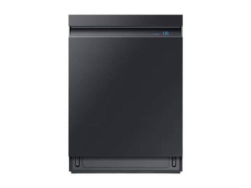 Samsung DW80R9950UG Dishwasher with AquaBlast Technology 24 Inch In Black Stainless Steel