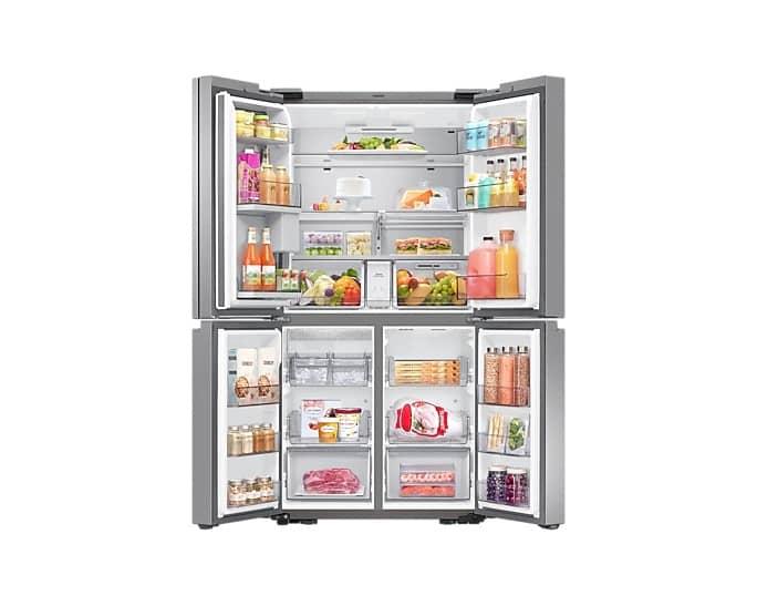 Samsung Canada RF29A9771SR 36 Inch 4-Door Flex French Door Refrigerator
