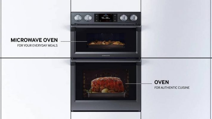 Samsung flexible choice of cooking